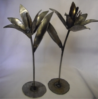 Steel Lilies by Andy Hill of Ferrassic Park